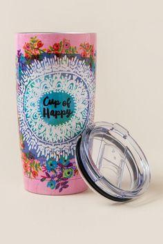 Cup Of Happy Tumbler