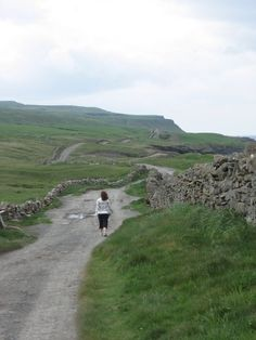 Beautiful Irish countryside: Doolin, Ireland, enjoyed the music after dark as much as the greenery during the day