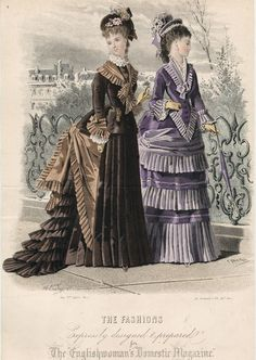 The Englishwoman's Domestic Magazine 1875