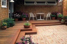 Time to Build - How to build a transitional deck (information on, not an actual how-to)