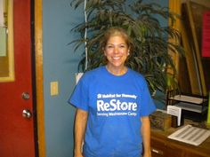 The ReStore is pleased to announce Martha Davis's recent promotion. Martha began her ReStore journey as a volunteer, then was hired as a part-time staff member. She then quickly rose to the position of Donation Dock Supervisor, and now has soared straight to the top as our ReStore Floor Manager!     Congratulations Martha, and thank you for all the work that you do!