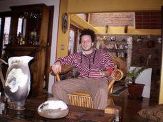 Carlitos, en casa, en Buenos Aires, en septiembre de 2015.