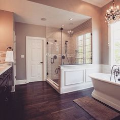 20 Amazing Color Schemes for Bathroom Interiors | Traditional baths ...