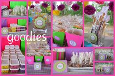 cute party decorations for kids party