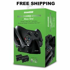 DreamGear DG-DGXB1-6611 Xbox One Dual Controller Charge Station