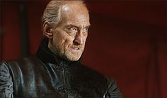 Tywin Lannister played by Charles Dance