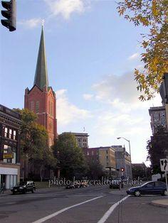 Binghamton NY   ...photo by geraldine clark