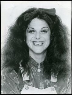 "Gilda Susan Radner (June 28, 1946 – May 20, 1989) was an American comedian and actress. She was best known as an original cast member of the hit NBC sketch comedy show Saturday Night Live, for which she won an Emmy Award in 1978. ""Life is about not knowing, having to change, taking the moment and making the best of it, without knowing what's going to happen next."""