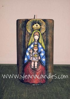 Como tallar al Arcángel Uriel Virgen de Coromoto Arcángel Miguel             ... Bottle Opener, Carved Candles, Carving, Faith, Ideas Para, Amor, Butterfly House, Soaps, Manualidades