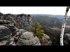 Skalní most Bastei - Českosaské Švýcarsko Half Dome, Mountains, Nature, Travel, Naturaleza, Viajes, Trips, Nature Illustration, Outdoors