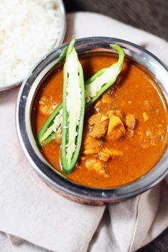 The best Chicken Vindaloo I've ever made! Don't worry, you can customize the spice level..