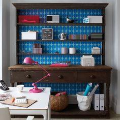 blue book shelve
