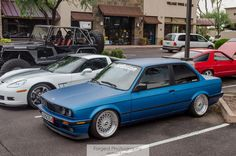 BMW E30 | Forged Photography
