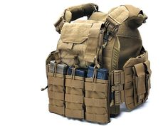 Strandhogg MBAV plate carrier First Spear Tactical