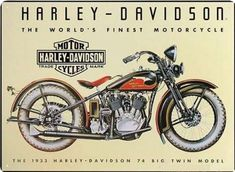 8 Marvelous Tips: Harley Davidson Old School Motorbikes harley davidson knucklehead chopper.Harley Davidson Bikes Old School harley davidson sportster low. Harley Davidson Vintage, Harley Davidson Signs, Harley Davidson Wallpaper, Classic Harley Davidson, Harley Davidson News, Harley Davidson Knucklehead, Harley Davidson Chopper, Harley Davidson Motorcycles, Davidson Bike