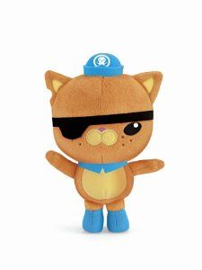 Plush Kwazii Soft Toy: Toys & Games
