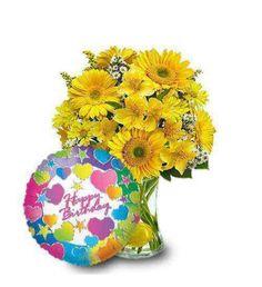 Send Birthday Flowers Canada