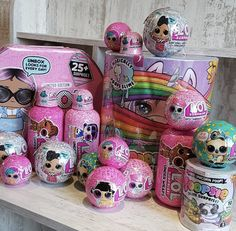 who wouldn't want some good old lol dolls my favorite toy in the universe Toys For Girls, Kids Toys, New Girl Toys, Lol Dolls, Barbie Dolls, Unicorn Surprise, Slime, Cute Toys, Christmas Toys