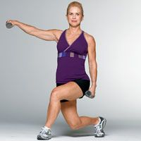This move is called a Curtsy Lat Raise and it will surely make you feel the burn!