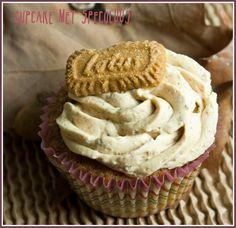 Cupcake met Speculoos