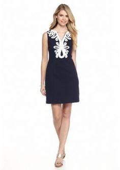 crown  ivy   Solid Sutash Dress