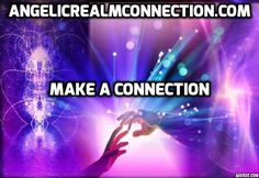 angelic realm connection - Find me on facebook too!