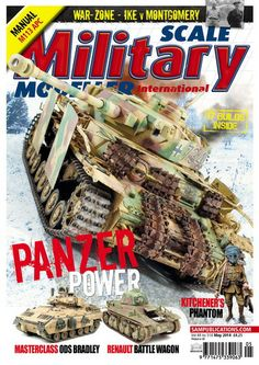 Scale Military Modeller - May 2014
