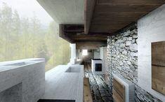 Pur mit Peter Haimerl - Haus im Bayerischen Wald