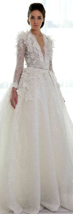 Ziad Nakad Wedding Gown