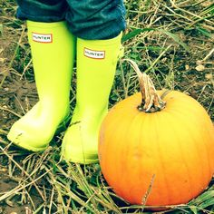 Hunter Boots helping to make the season bright Autumn, Fall, Fashion 2017, Hunters, Hunter Boots, Rubber Rain Boots, Stylists, Seasons, Bright