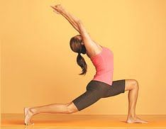 Slim down with these yoga moves 3 times per week at least. I'm definitely going to try this out.