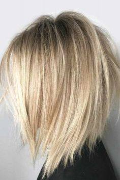 33 Shoulder Length Layered Haircuts To Rock - hair - Hair Layered Haircuts Shoulder Length, Medium Length Hair Cuts With Layers, Medium Hair Cuts, Shoulder Length Hair, Short Hair Cuts, Short Hair Styles, Medium Hair Styles For Women, Haircuts For Medium Length, Short Medium Hair Styles