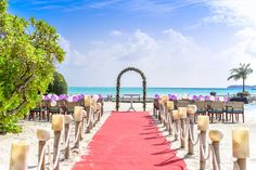 #Destination #weddings are always fun, somewhere far from the hustle bustle of #daily life. You can take vows with your #beloved in front of some of your close #friends and #relatives, or it could also be a #grandeur setting in your #dream destination #events #wedding #reception #ideas #cocceptbooster planners