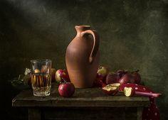 Яблочный сидр - null
