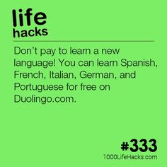 post Learn a New Language appeared first on 1000 Life Hacks. The post Learn a New Language appeared first on 1000 Life Hacks.The post Learn a New Language appeared first on 1000 Life Hacks. Life Hacks Iphone, Life Hacks Diy, Simple Life Hacks, Useful Life Hacks, Diy Hacks, House Hacks, Life Hacks For Girls, Life Hacks Websites, Life Hacks Every Girl Should Know