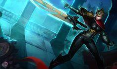 Crimson Elite Riven | League of Legends
