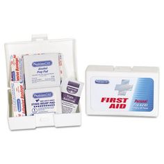 Personal First Aid Kit 38 PiecesKit *** Details can be found by clicking on the image.-It is an affiliate link to Amazon. #CampingSafetyandSurvivalEquipments