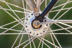 Jason's Hufnagel Porteur City Bike | The Radavist