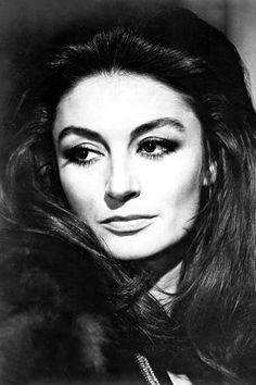 60s Anouk Aimee