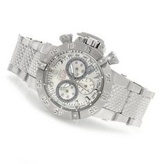 I will buy this watch for myself this Christmas!! Invicta Womens Jason Taylor Subaqua Noma III Bracelet Watch w/ Three-Slot Dive Case