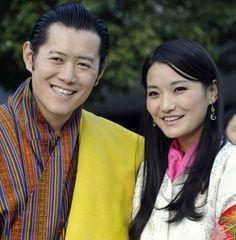 La Kate Middleton de l'Himalaya - La reine du Bouthan attend son premier enfant Épouse du roi du Bouthan Jigme Khesar Namgyel Wangchuk, la jeune reine de 25 ans Jetsun Pema, surnommée la «Kate Middleton de l'Himalaya», attend son premier enfant. Et c'est un garçon.