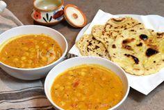 Indické cizrnové kari s voňavým kořením a kosovým mlékem Cheeseburger Chowder, Soup, Ethnic Recipes, Vietnam, Asia, Mexico, Soups