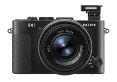 Sony RX1: full frame sensor, compact camera body | Pixiq
