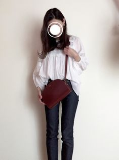 emu|NE QUITTEZ PAS!のシャツ/ブラウスを使ったコーディネートWEAR