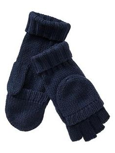 you don't have to choose between mittens or gloves