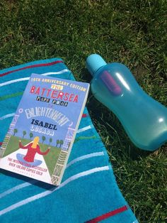 It's so lovely when readers send pic like this. This one - summer 2014. :-)