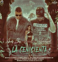 """La Cenicienta Andy Boy ft Kennyel """"El Astronauta"""""""