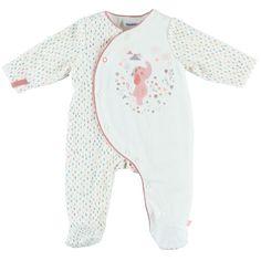81ef653497ba2 Pyjama grenouillère en velours NOUKIE S Bien chaud et confortable