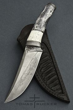 Custom Handmade Knives - Tomas Rucker                                                                                                                                                                                 More