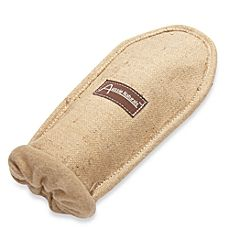 image of 100% Natural Jute Pet Reloadable Crinkler Toy